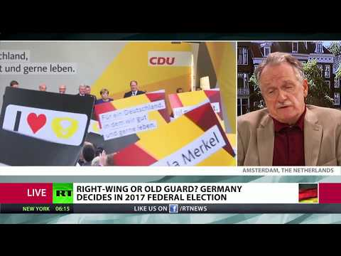'Where are the Russians?': No sign of Russian meddling reported during ongoing German elections