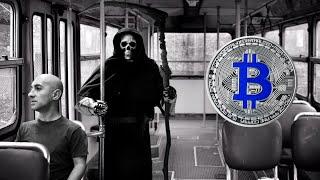 BITCOIN - THE CRASH BEGINS!!!