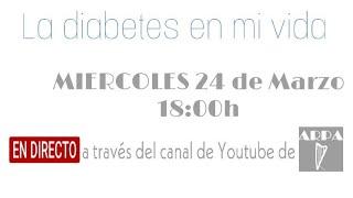 Soy como tú: la diabetes en mi vida