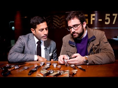 Talking Watches With Alan Maleh