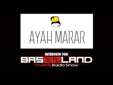 AYAH MARAR interview for BASS ISLAND (08.11.2012)