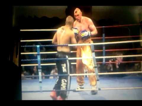 Marlon Hunt v Waine Turner WFKKO World Title