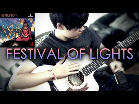 KSHMR & Maurice West - Festival of Lights (Fingerstyle Guitar Cover by Harry Cho)