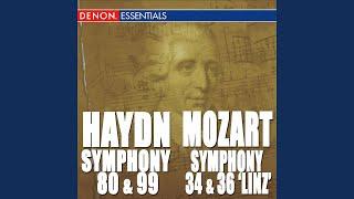 Symphony No. 80 in D Minor, H1: III. Menuetto e Trio