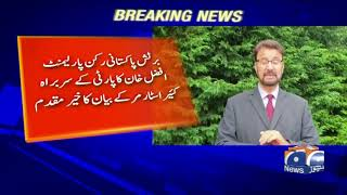 Labour leader reaffirms support for Kashmir plebiscite