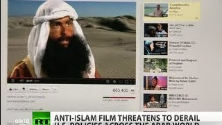 Friend to Foe: Anti-Islam film derails American PR in Arab world