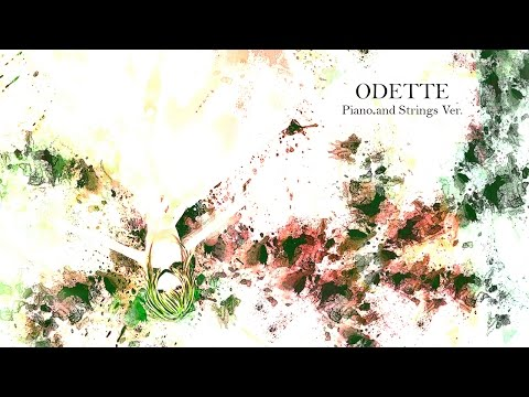 【GUMI】 Odette 【Piano and Strings ver.】