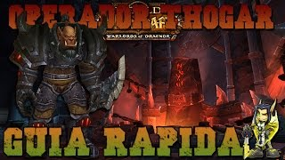 Vídeo World of Warcraft: Warlords of Draenor