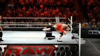 WSG Games: WWE Monday Night Raw Review for 12/31/12 (Last Raw of the Year!)
