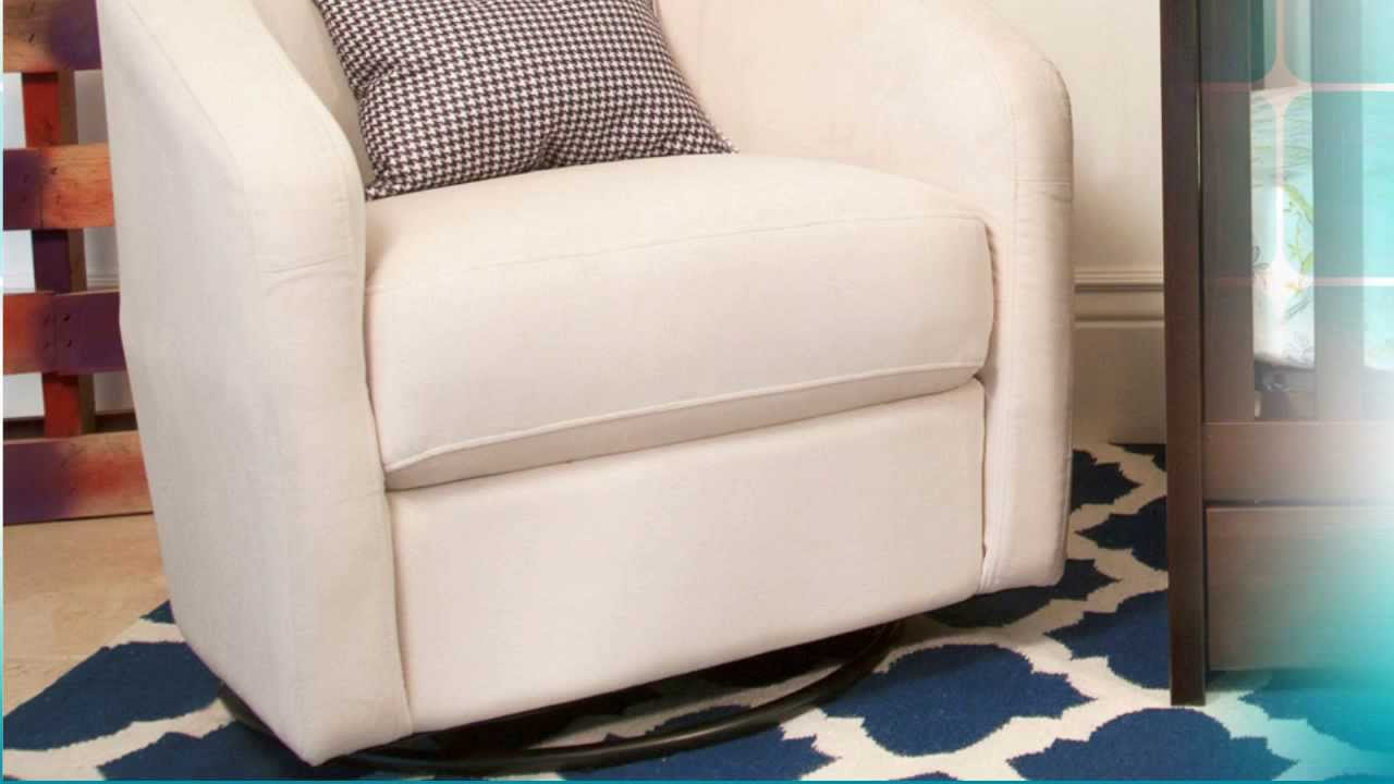 Delicieux Babyletto Madison Swivel Glider