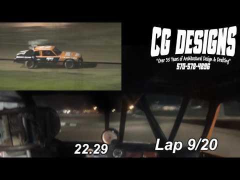 Big Diamond 8/5/16 Roadrunners - #77 Andrew Fayash III