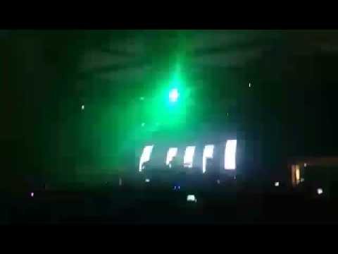 This what Happen Yesterday at  Metropolis Arena Skopje with The Legend Of Trance  Paul Van Dyk