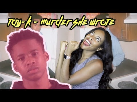 TAY-K - Murder She Wrote | Reaction!