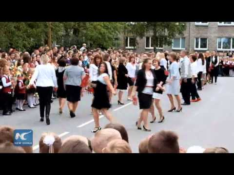 RAW: How teachers welcome their students in Estonia?