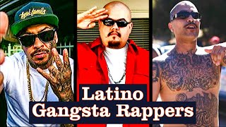 The Most Gangsta Latino Rappers From California