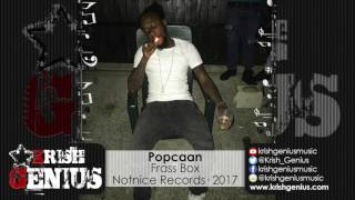 Popcaan - Frass Box [Wicked Up Riddim] January 2017