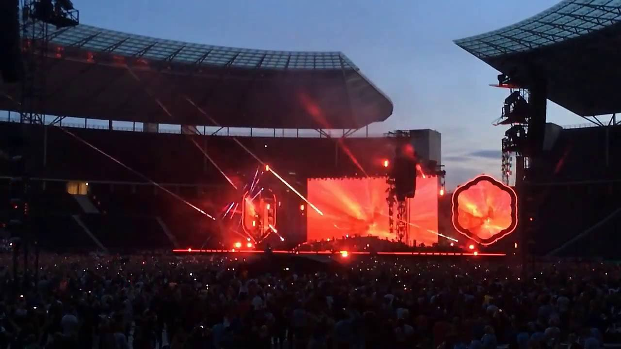 Coldplay Konzert Berlin