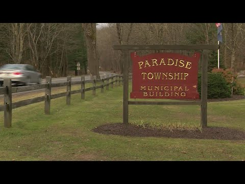 Paradise Township Municipal Building Reopens