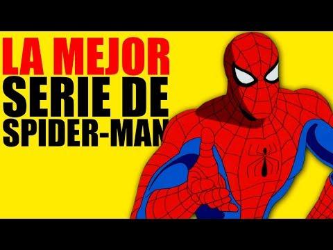A 25 Años De Spider-Man: The Animated Series