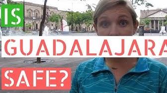 Is Guadalajara Safe?  Gringos in Guadalajara Vol. 5 // Gringos in Guadalajara Vlog