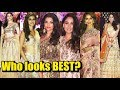 TOP 15 LEHENGAS & SAREES Wone By Bollywood Celebs At Ambani Engagement Party #wholooksbest