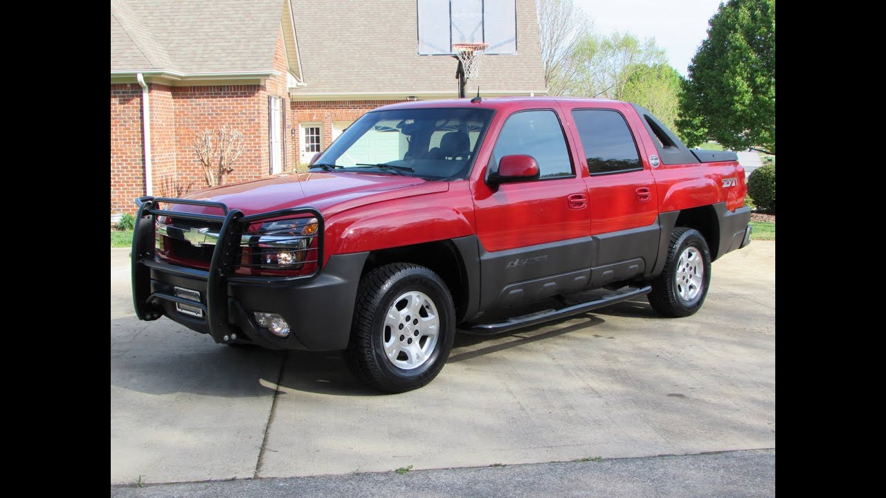 2003 chevrolet avalanche z71 start up custom exhaust test drive and in depth review youtube. Black Bedroom Furniture Sets. Home Design Ideas
