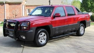 2003 Chevrolet Avalanche Z71 Start Up, Custom Exhaust, Test Drive, and In Depth Review