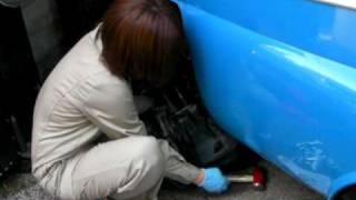 イセッタのエンジンを下ろしてみたよー! BMW Isetta ENGINE