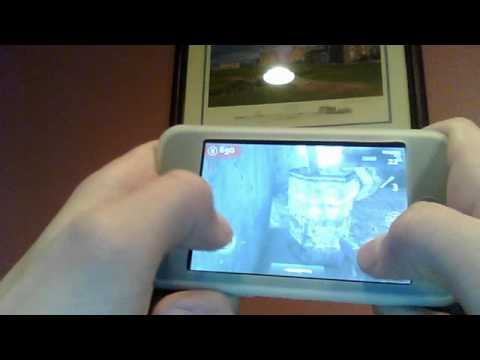 Instant round glitch on ipod touch cod WAW zombies