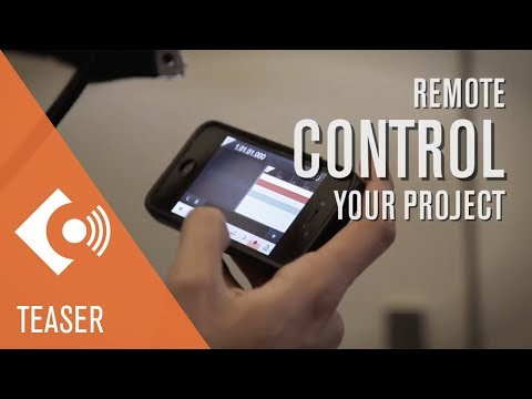 The Most Advanced Cubase Remote Control App | IC Pro Teaser Video