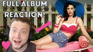 KatyCat Reacts To KATY PERRY (One Of The Boys Full Album Reaction)