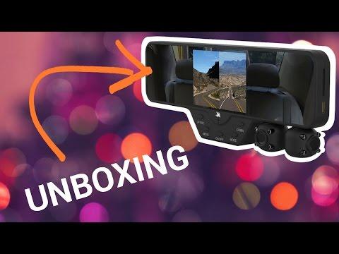 Falcon Zero F360 Dash Cam | UNBOXING | Part II