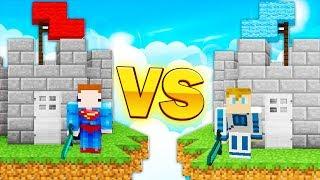 Minecraft Zamki - DOKNES vs MWK!!!