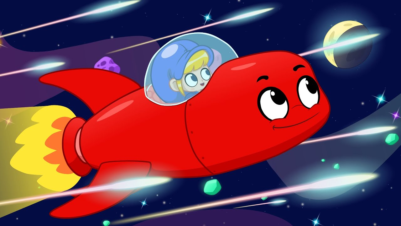 Mila and Morphle's Wonderful Time In Space | Kids Cartoon | Morphle and Orphle Official Channel