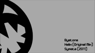 Byetone - Helix (HQ Original Mix)
