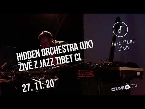 Hidden Orchestra (UK), Stone (live)   Jazz Tibet Club (27. 11. 2017)