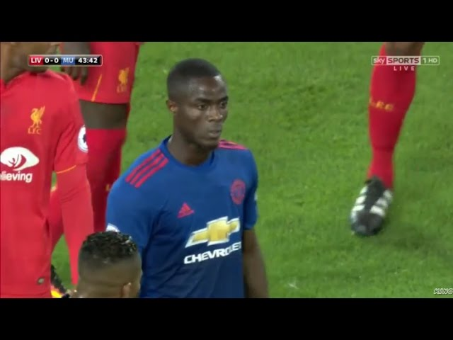 Eric Bailly vs Liverpool (Away) 16-17 HD (17/10/2016)