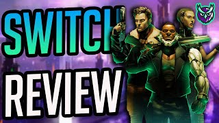 Disjunction Nintendo Switch Review-Stealth or Action, you choose! (Video Game Video Review)