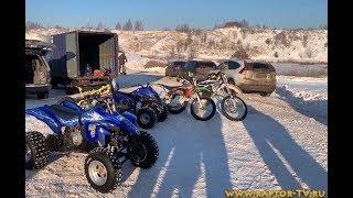 Электро мотоциклы и квадроциклы Российского производства (краткий обзор и тест)