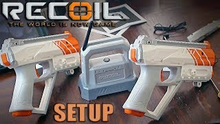 RECOIL Starter Set - Full Setup and Installation Guide! by Nerf Gun Attachments