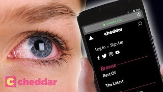 Is Dark Mode Actually Better For Your Eyes - Cheddar Explains
