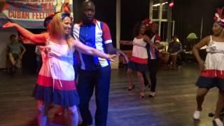 Cuban Son show with cubakultur.dk