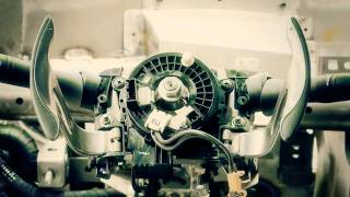 Nissan JUKE-R Video 5 - Gearbox and Drivetrain