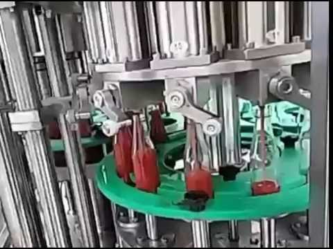 rotary filling machine for tomato sauce rotary piston. Black Bedroom Furniture Sets. Home Design Ideas