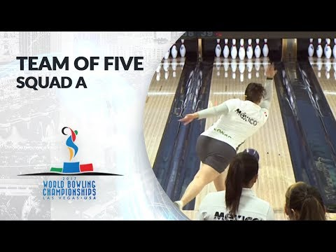 Team of Five Squad A - World Bowling Championships 2017