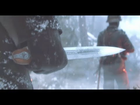 Battlefield 1 In The Name of the Tsar Trailer - BF1 DLC gameplay