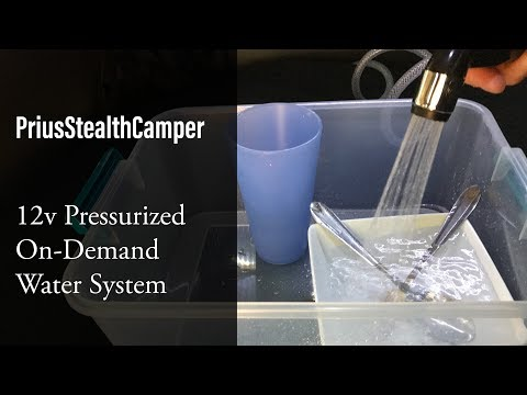 12v-pressurized-water-system-demand-prius-stealth-camper-shower-pump-van-car-sink-vanlife-12-volt