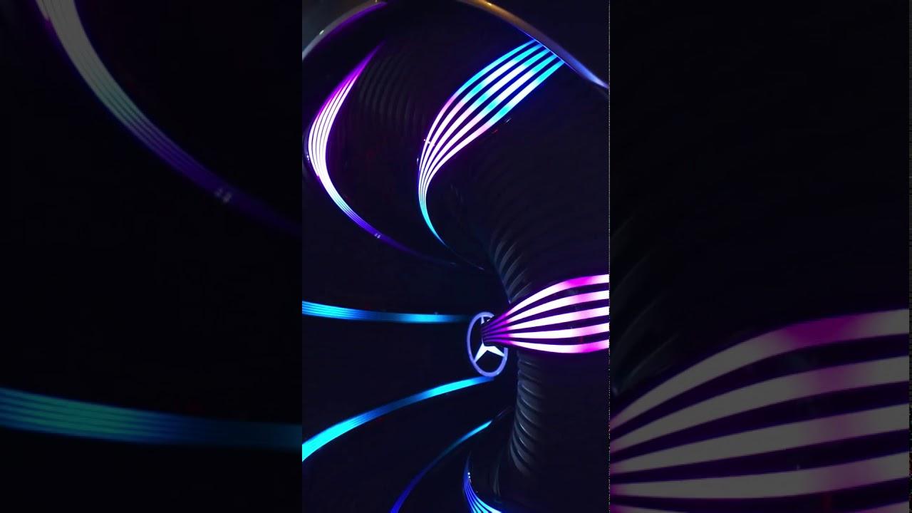 MERCEDES BENZ VISION AVTR CONCEPT 2020 - YouTube