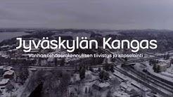 Jyväskylän Kangas – vanhan tehdasrakennuksen tiivistys ja kapselointi