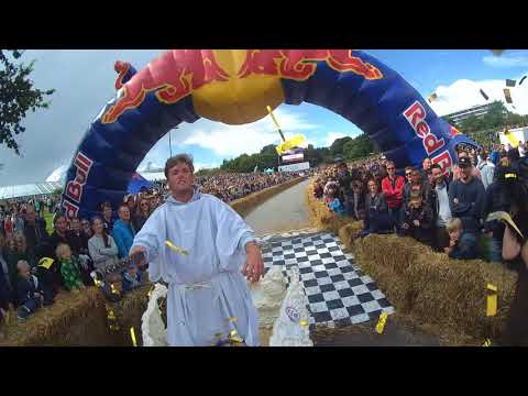 "Red Bull Soapbox Race 2017 - Århus - ""Skyen"" (On Board)"